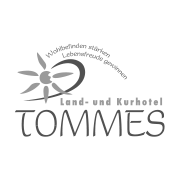 Landhotel Tommes Logo